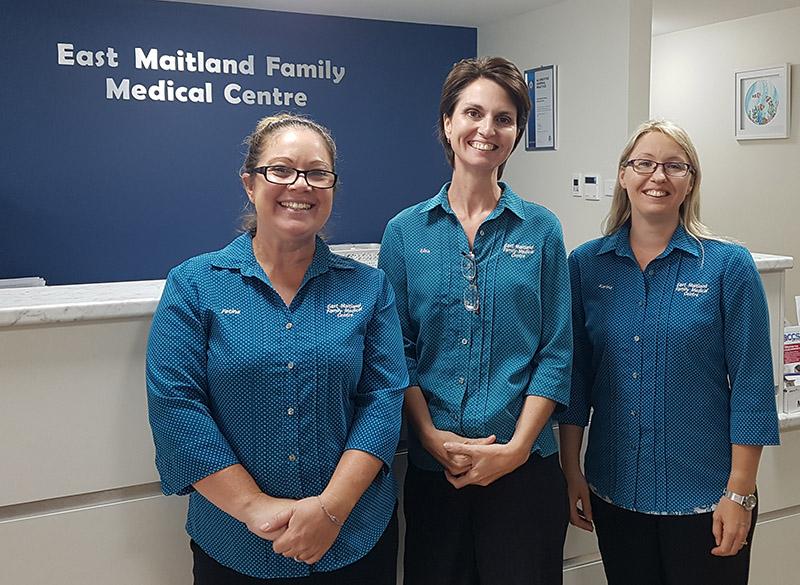 East Maitland Staff